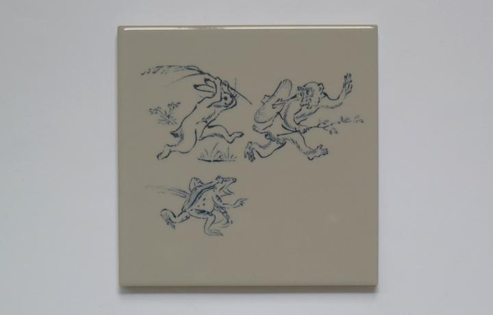 088鳥獣戯画